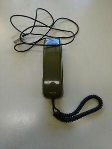 Altes/gebrauchtes Wand-Telefon FeTAp S30054 Siemens 80er Jahre grün