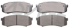 ADVICS AD0606 Rear Disc Brake Pads