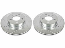 For 2001-2005 Ford Explorer Sport Trac Brake Rotor Set Front Power Stop 49892VX