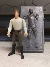 Star Wars Han Solo in Carbonite Kenner POTF 1996 3.75 Action Figure