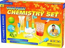 Thames and Kosmos Kids First Chemistry Set Science Kit Free Priority Shipping