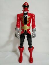 "Power Rangers Super Megaforce~Armored Super Mega Red Ranger 12"" Action Figure"