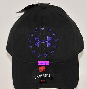 Men's Under Armour Freedom Cap Purpleheart Tactical Headwear #1249835