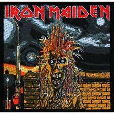IRON MAIDEN patch -1st album