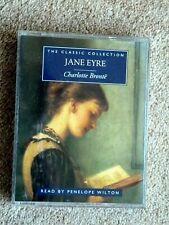 CHARLOTTE BRONTE - JANE EYRE - TALKING BOOKS -  AUDIO BOOKS ( 2 CASSETTES )