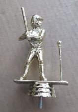 T-ball batter female trophy parts lot of 18 pcs. Allied