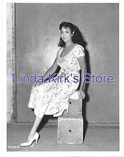"Joanne Joy Page Promotional Photograph Actress Casablanca Warner Bros 7"" x 9"""