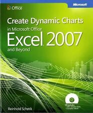 Create Dynamic Charts in Microsoft(R) Office Excel(R) 2007