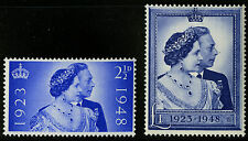 Great Britain   1948   Scott # 267-268    Mint Lightly Hinged Set