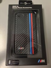 BMW OEM IPHONE 5 5/S M HARDCOVER CARBON STYLE CASE 80212351095