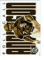 Tim Anderson 2020 Topps Big League Roll Call 5x7 Gold #RC-15 /10 White Sox