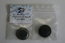 Batterie-Kit Set für Mares Nemo Wide mit original O-Ring und Batteriefachdeckel