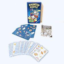 Ravensburger Haunted Castle Card Game 2004