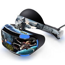 Star wars Skin Decal for Playstation VR PS4 Headset cover sticker