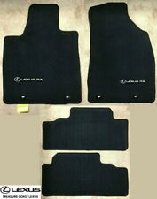 NEW OEM LEXUS 2013-2015 RX350/RX450H BLACK FLOOR MATS