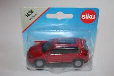 Siku 1438 Modell VW Tiguan rot  /    OVP Ungeöfnet