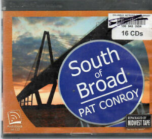 Audio book - South of Broad  by Pat Conroy   -   CD