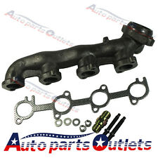 Exhaust Manifold Left Driver Side For 97-98 Ford Pickup Truck Expedition 4.6L