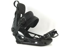 K2 Cinch TC Snowboard Bindings Large Black (US Men's Size 8-12) New 2021