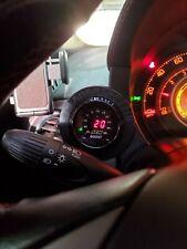 Fiat 500 Abarth 52mm Boost Tachometer Gauge Adapter Mod