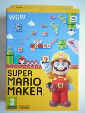 Super Mario Maker Jeu Vidéo Nintendo Wii U