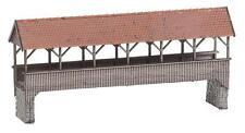 Faller N 222574 Pont en bois, couverts 89 x 20 x 40mm NOUVEAU & VINTAGE