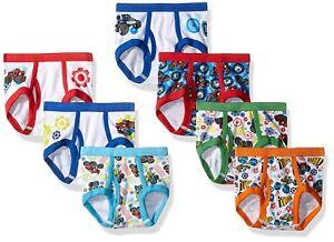 Nickelodeon Blaze Toddler Boys' 7pk Underwear