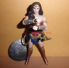 WONDER WOMAN movie FIGURE toy JUSTICE LEAGUE dc universe GAL GADOT sword shield