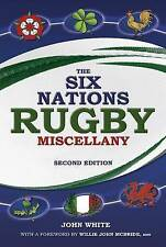 The Six Nations Rugby Miscellany, John D. T. White , Good   Fast Delivery