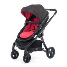 Chicco Urban Plus 3 in 1 Travel System Pram Pushchair Stroller Car Seat