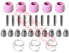 Plasmaschneider Ersatzteileset 28-teilig - für LG60 AG60 bis 60A Plasmabrenner