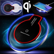 Qi Wireless Charger Charge Pad For iphone X 8 Plus samsung Galaxy S8 S9 Note 5 8
