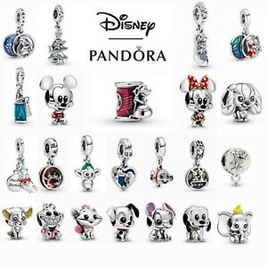 New Genuine Pandora Disney Characters Collection Charms S925 ALE