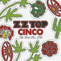 ZZ TOP - CINCO:THE FIRST FIVE LP'S  5 VINYL LP NEU