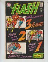 Flash 173 VG+ (4.5) 9/67 Golden Age Flash Crossover!