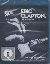 Eric Clapton Life in 12 Bars London Dokumentarfilm Blu Ray NEU