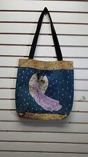 Slyvia Walker Tapestry Tote Bag/African Angel/African American/Black Americana