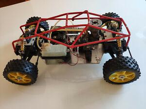 Rarität Robbe PANTERA 4WD 1:8 (no Graupner Gepard,Kyosho Land Jump)