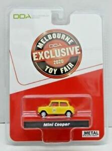 Diecast Car - 1:64 #20 Mini Cooper (Melbourne Toyfair 2020 Exclusive)