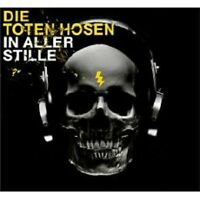 "DIE TOTEN HOSEN ""IN ALLER STILLE"" CD NEU"