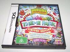 Moshi Monsters Moshlings Theme Park Nintendo DS 2DS 3DS Game Preloved *Complete