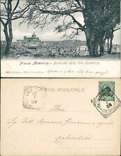 Enna Piazza armerina panorama della Villa Costantino