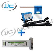 Trackace Laser Rad Spureinstellung/TRACKING Kit + trackrite Camber + Nachlaufmesser prüfen