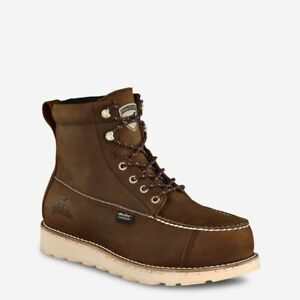 Irish Setter WINGSHOOTER ST Mens COMPOSITE SAFETY TOE 83630 Dark Brown Boots *