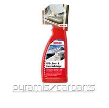 NEU 1x SONAX 527400 GFK-, Boot- & Caravan Reiniger 750 ml (?25,27/L)