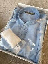Men's embroidered Shalwar Kameez ,size medium