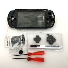 Black Replacement Full Shell Housing Case screwdriver kits For Sony PSP 3000