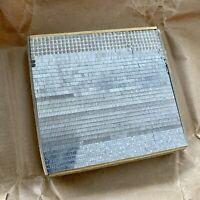 8p Blindmaterial Ausschluss - originalverpackt - Bleisatz Buchdruck Letterpress