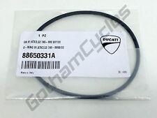 OEM Ducati 749 999 Gas Petrol Tank Fuel Pump Flange O-Ring Seal Gasket 88650331A