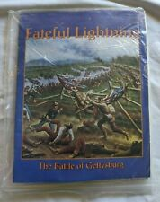 XTR Corporation  - Fateful Lightning - The Battle of Gettysburg 1863 Wargame